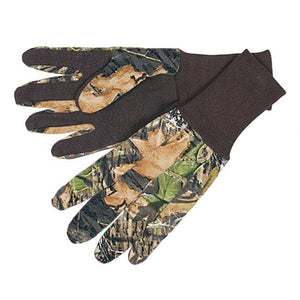Allen Jersey Gloves - Break Up Camo