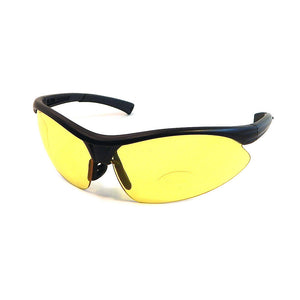 Allen Shooting Glasses - Yellow