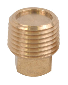 Attwood Garboard Dra In Plug 2 Pack Brass
