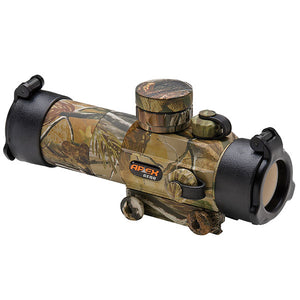 Apex Crossbow Red Dot Sight Camo 3/SS 30MM With Rings