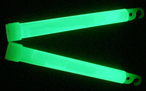 "American Maple Glow Stick 1 1/2"" Graineen 50 EA In Display Box"