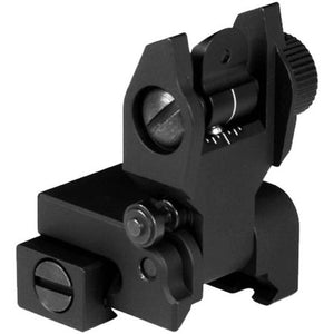 Aim Sports Flip Up Sight Rear Low Profile