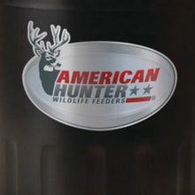 American Hunter Game Feeder R-PRO Feeder Only With Guard