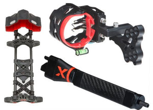 AXT Performance Package 3-Pin Pursuit/K2 Quiver/Stabilizer
