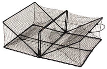 American Maple Craw/Crab Trap Collapsible 24X18X8 Black Net