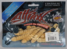 "Attraxx Saltwater Grub 4.5"" 7 Natural"