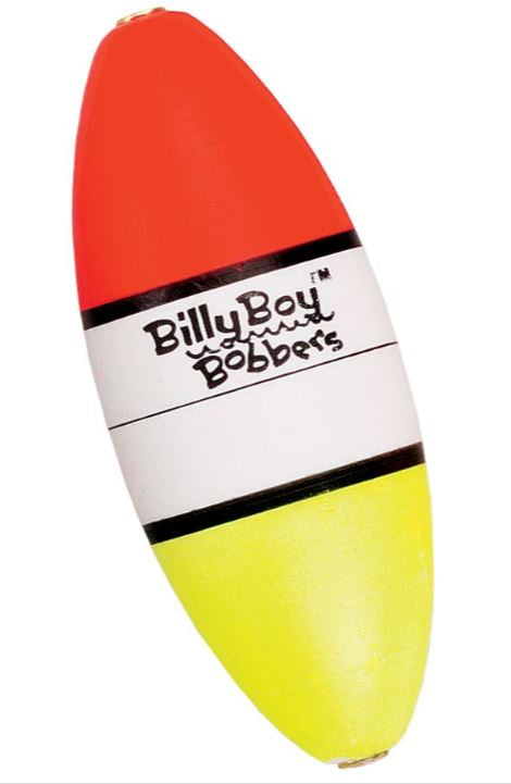 "Betts Billy Boy Float Oval With Bobber Stop 4"" 1 Per Pack"