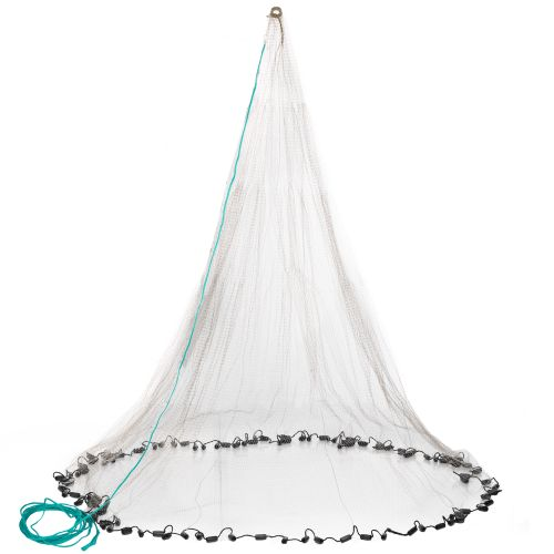 Betts Old Salt Cast Net 5' Clear 1Lb 3/8