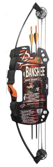 Barnett Banshee Compound Bow 25 Lb Black