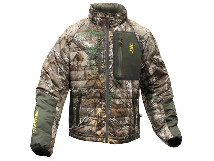 Browning Down Jacket Primaloft Down Realtree extra Medium
