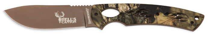 Browning Hells Canyon Skeleton Fixed Blade Knife