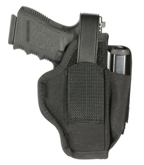 "Blackhawk Nylon Hip Holster - Size 6 3.25-3.75"" Medium-Large Auto"