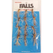 Betts Falls Fly Shimmy Scale Size 8 White/Black