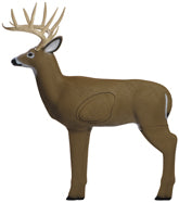 Block Target Shooter Buck - With Vital Insert