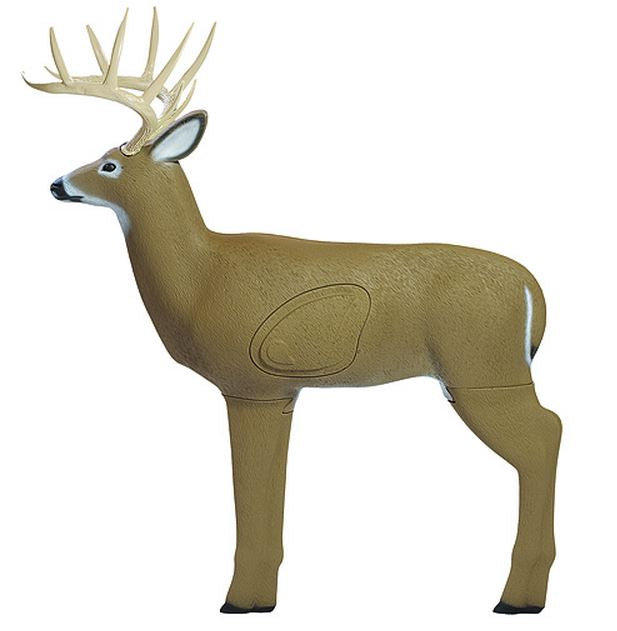 Block Crossbow Shooter 3D Buck Target
