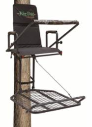 Big Dog Tree Stand Fixed Position Retriever Hang-On