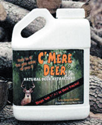 C Mere Deer C-Mere Deer Game Attractant Powder Gallon