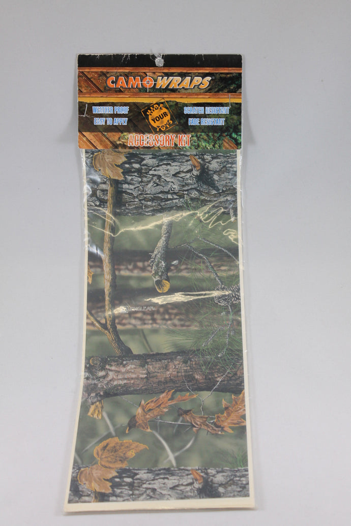 Camo Wraps Accessory Kit Longleaf Camo