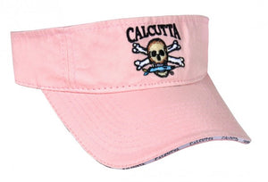 Calcutta Visor Black W/Headband