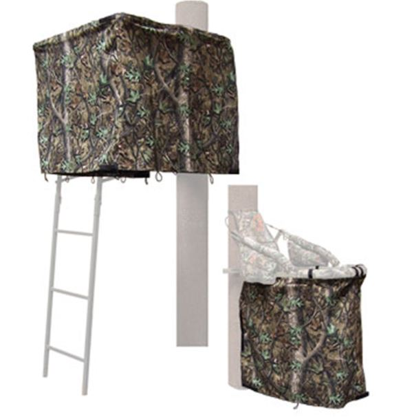 Cottonwood Blind-Treestand Ada Blind System Add-On