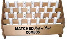 Captain Hook'S Tubless Combo Rack Holds 26 Combos