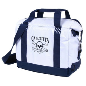 Calcutta Soft Cooler Soft Side Cooler 12 Pack White