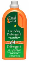 Dead Down Wind Scent Elimination Laundry Deterge 32 Oz