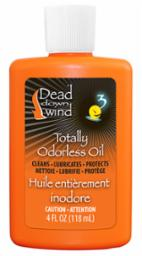 Dead Down Wind Scent Elimination Oil - Gun/Bow/Reel 4 Oz