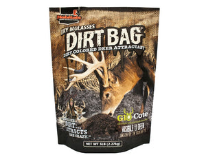 Evolved Game Attractant Dirt Bag 5Lb Bag 3 Case Order 3 - Oversize2