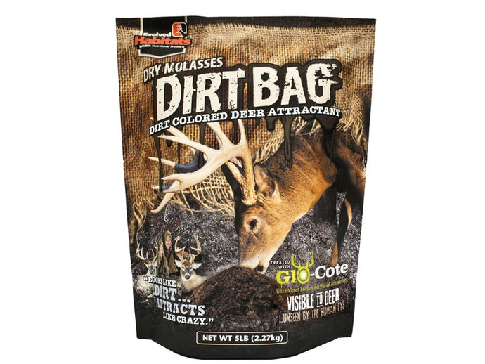 Evolved Game Attractant Dirt Bag  - 5 lb Bag