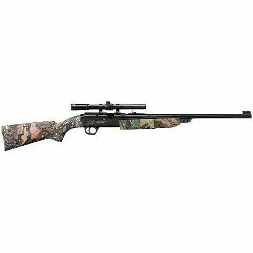 Daisy 4841C Grizzly .177 Caliber Camo Air Rifle with Scope