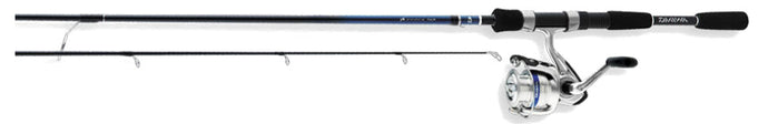 Daiwa D-Shock Premount Combo 4 BB - 7' ROD - Medium - Cork Handle