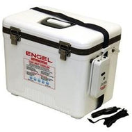Engel Live Bait Cooler White W/ Air Pump 19 Quart