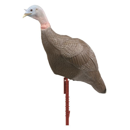 Flambeau Turkey Decoy Masters Series Upright Hen With Stake