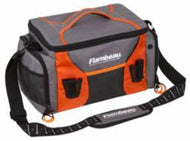 Flambeau Ritual Medium Duffle Tackle Bag Large W/4 Zerust Tuff Tainers