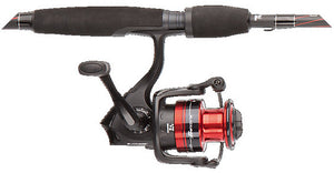 "Abu Garcia Black Max Spinning Combo 6'6"" Rod Medium"
