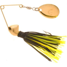 Hildebrandt Spin Dandy 1/8 Oz Gold Head/Black & Yellow