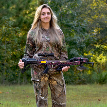 Bruin Ambush 345 Crossbow Package  - Muddy Girl Camo