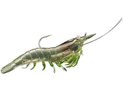 LIVETARGET Rigged Shrimp