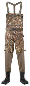 LaCrosse Swamp Fox Chest Wader Bottomland Camo 600G 3.5Mm Size 7