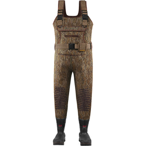 LaCrosse Swamp Tuff Chest Wader - Mossy Oak Bottomland King 1200G