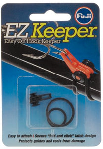 Fuji E-Z Hook Keeper - Black Comes With 2 UV Proof O Rings