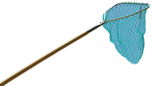 "Lee Fisher JF2 Blue Crab Net 48"" Handle 5' OAll Length"