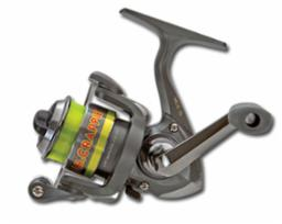 Lew's Mr Crappie Slab Shaker Spinning Reel 2 BB 5.2:1 Ratio - Graphite Body