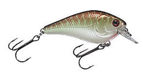 Luck E Strike RC2 Flat Crankbait 1.75