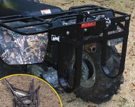 Miller ATV Treestand Carrier Rubber Coated & Adjustable