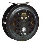 "Mart""Caddis Creek Fly Reel Size 5-6 Line Weight Single Action 30 Yards"