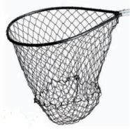 "Mid Lakes Promo Landing Net 15"" Handle B14""X14"" Catch and Release"