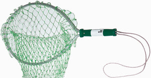 "Mid Lakes Trout Net 6"" Handle With Cord 9""X12"""