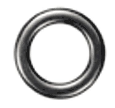 Owner Solid Unbreakable Ring 450lb Stainless Steel